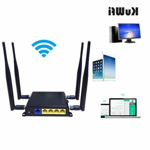 OpenWrt portable wifi Repeater with SIM slot