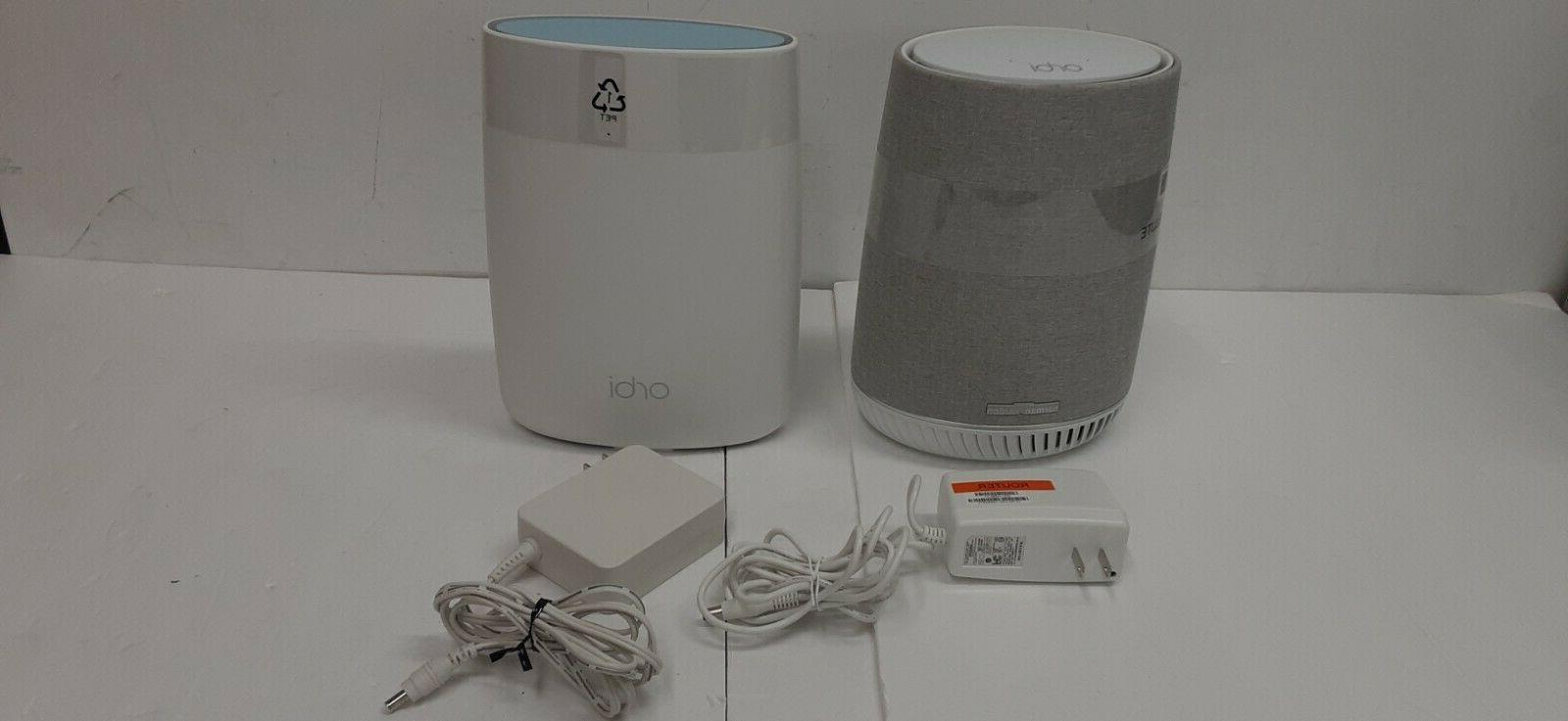orbi voice whole home mesh wifi system
