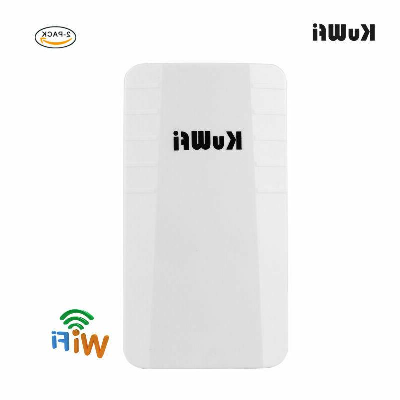 KuWFi Outdoor 2.4Ghz 300Mbps Wifi Point