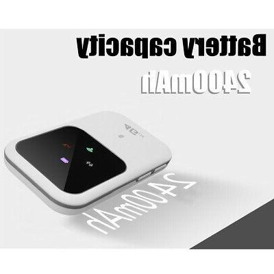 150Mbps Portable 4G Router SIM Broadband