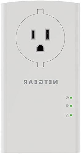 NETGEAR Powerline Mbps with Extra Outlet
