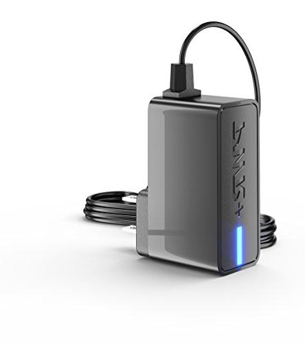 EXTRA 6.5Ft Linksys E2000 E2500 E3200 EA3500 EA6200 CM3024 WRT54GL WRT120N WRT54GS 12V Charger Power Cord