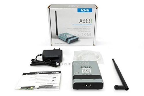 ALFA R36A Portable Wireless 802.11n WiFi USB Router for AWUS