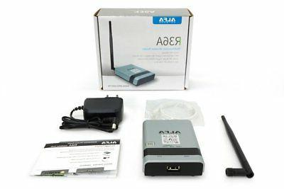 r36a router for usb network adapter create