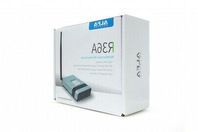 ALFA R36A Router/ + Repeater long range AWUS036NH