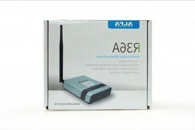 ALFA R36A USB Router/ + Repeater get long AWUS036NH