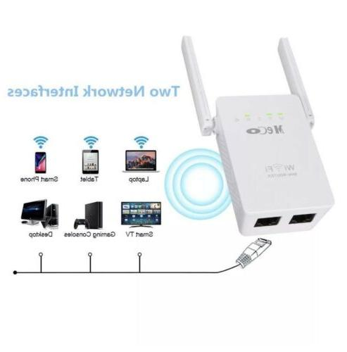 range apextender wireless repeater router 300mbps wifi