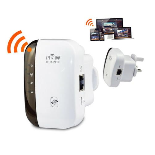 router wifi repeater super speed booster 300mbps