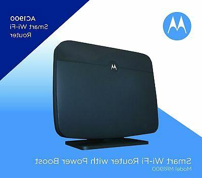 Motorola Smart Gigabit Power Boost Model MR1900