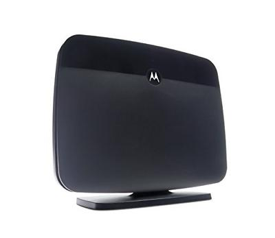 Motorola Smart AC1900 Wi-Fi Gigabit Router with Power Boost,