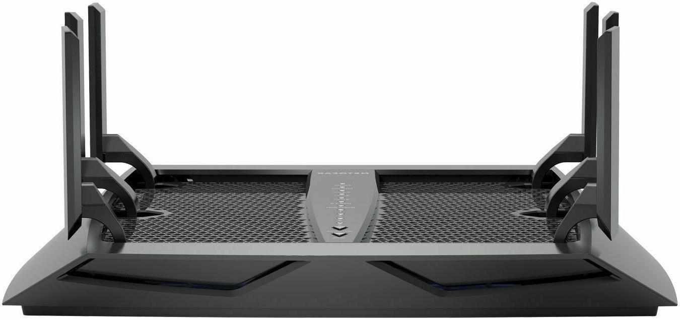 Smart NETGEAR Nighthawk AC3000
