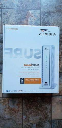 ARRIS SURFboard SBG6900-AC 16x4 Cable Modem WiFi Router Comb