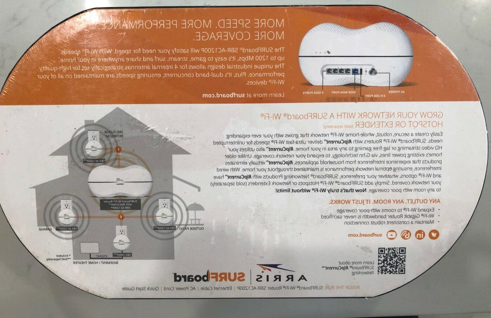 ARRIS Wi-Fi Router with