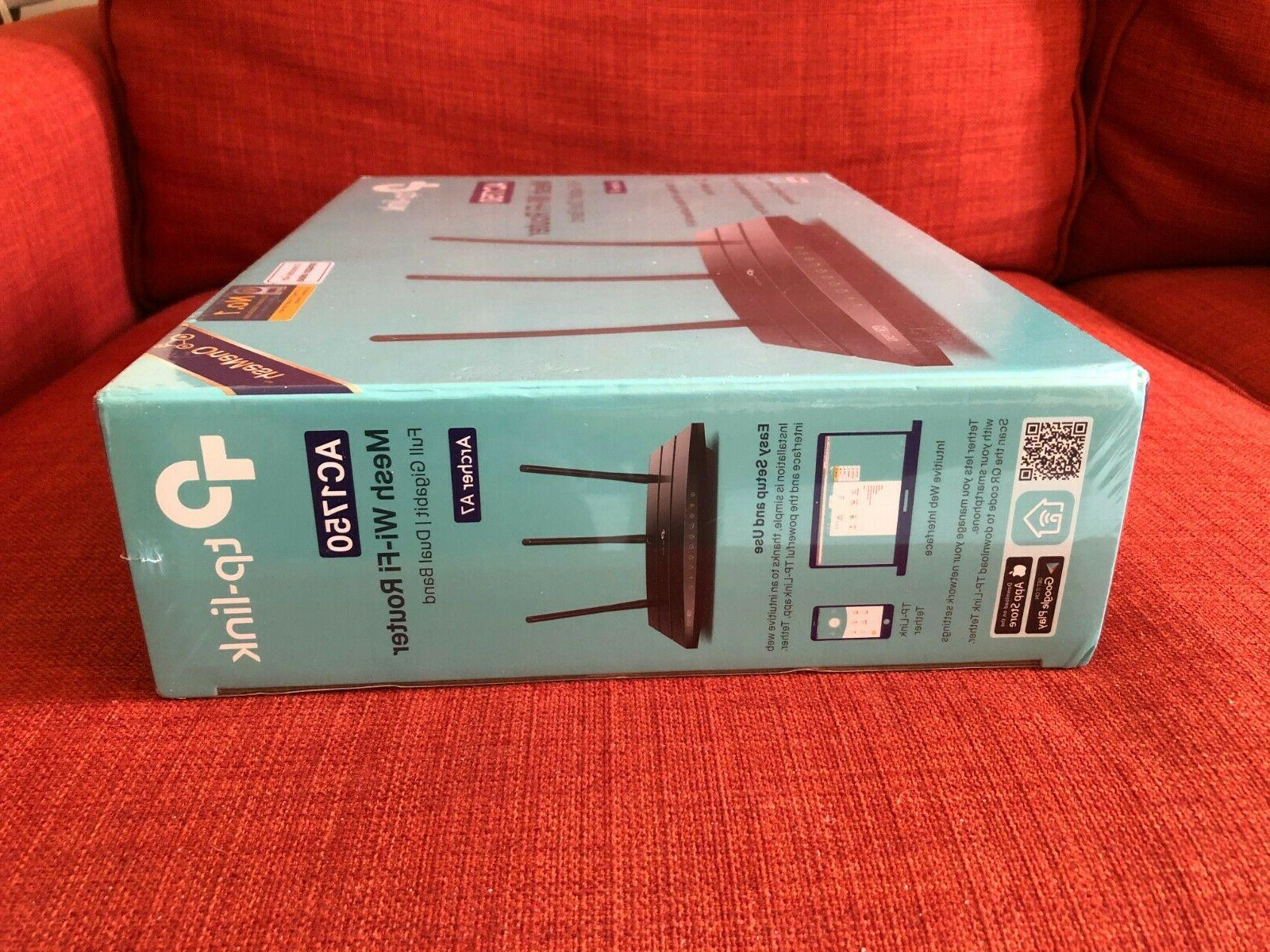 TP-Link Archer AC1750 Wifi Router NEW