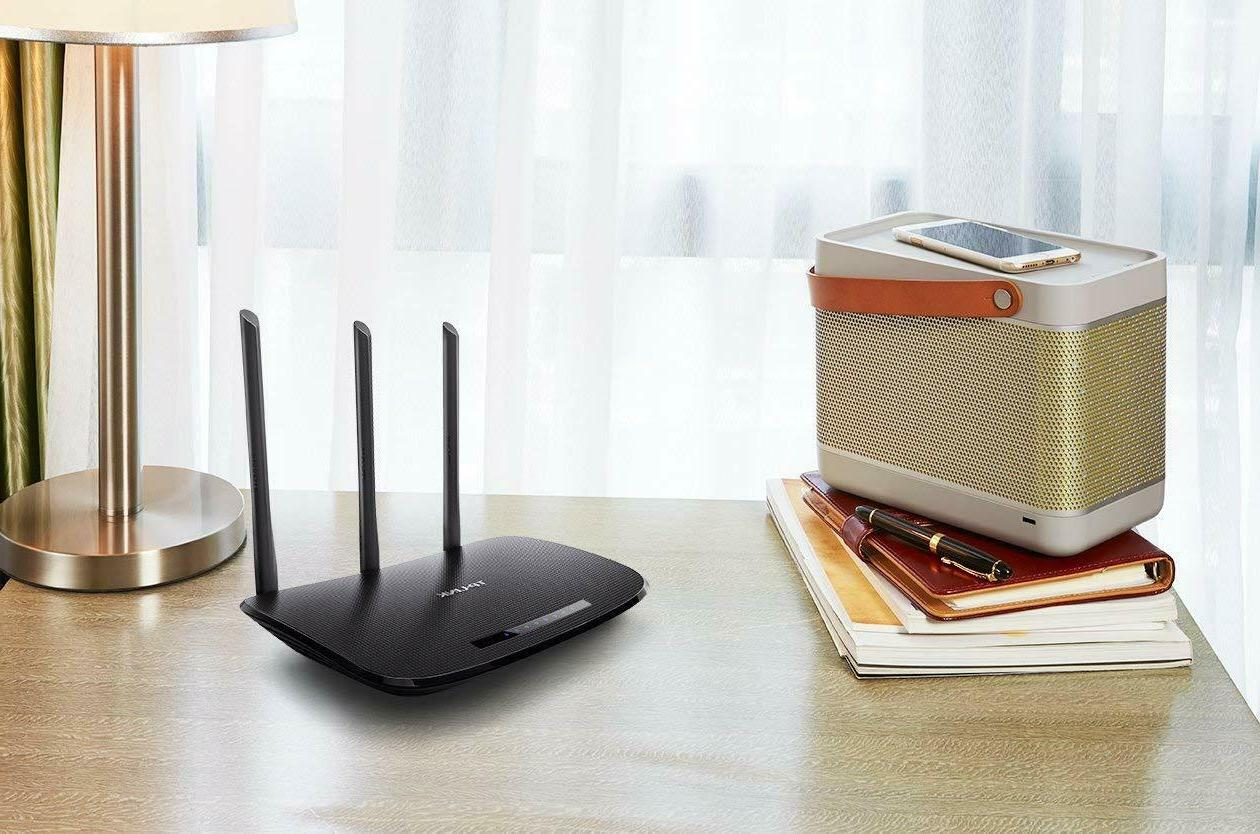 TP-Link - Wireless Internet Router for P