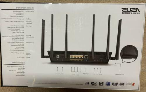 ASUS Tri-Band WiFi Router to 3200 Mbps
