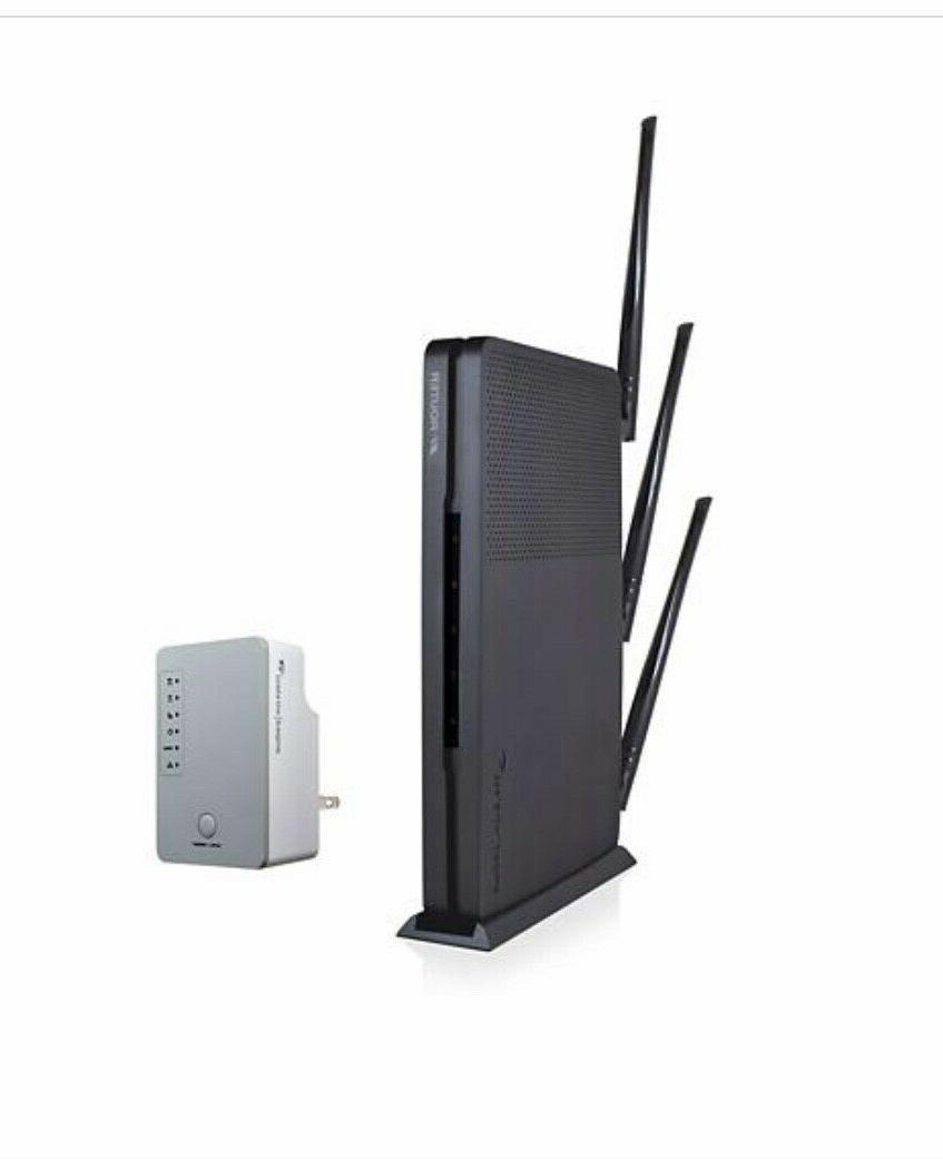 ultra fast wi fi router and range