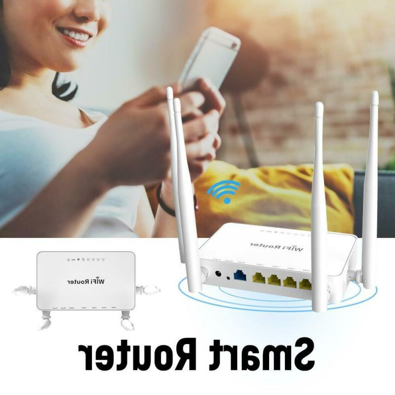 unlocked 4g lte wifi router 300mbps wireless