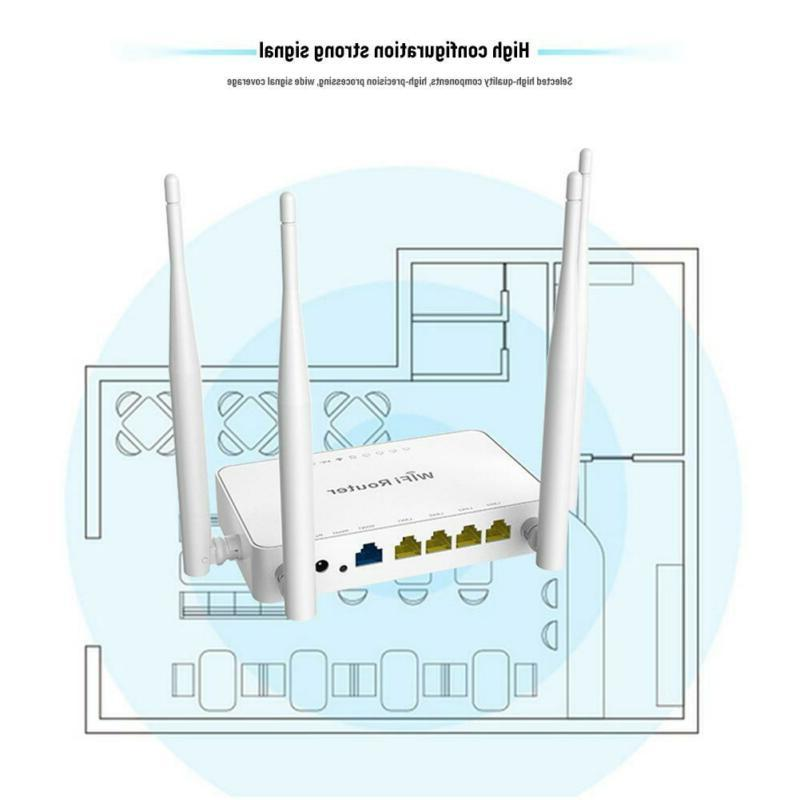 Unlocked Router Wireless Router with card slot RJ45