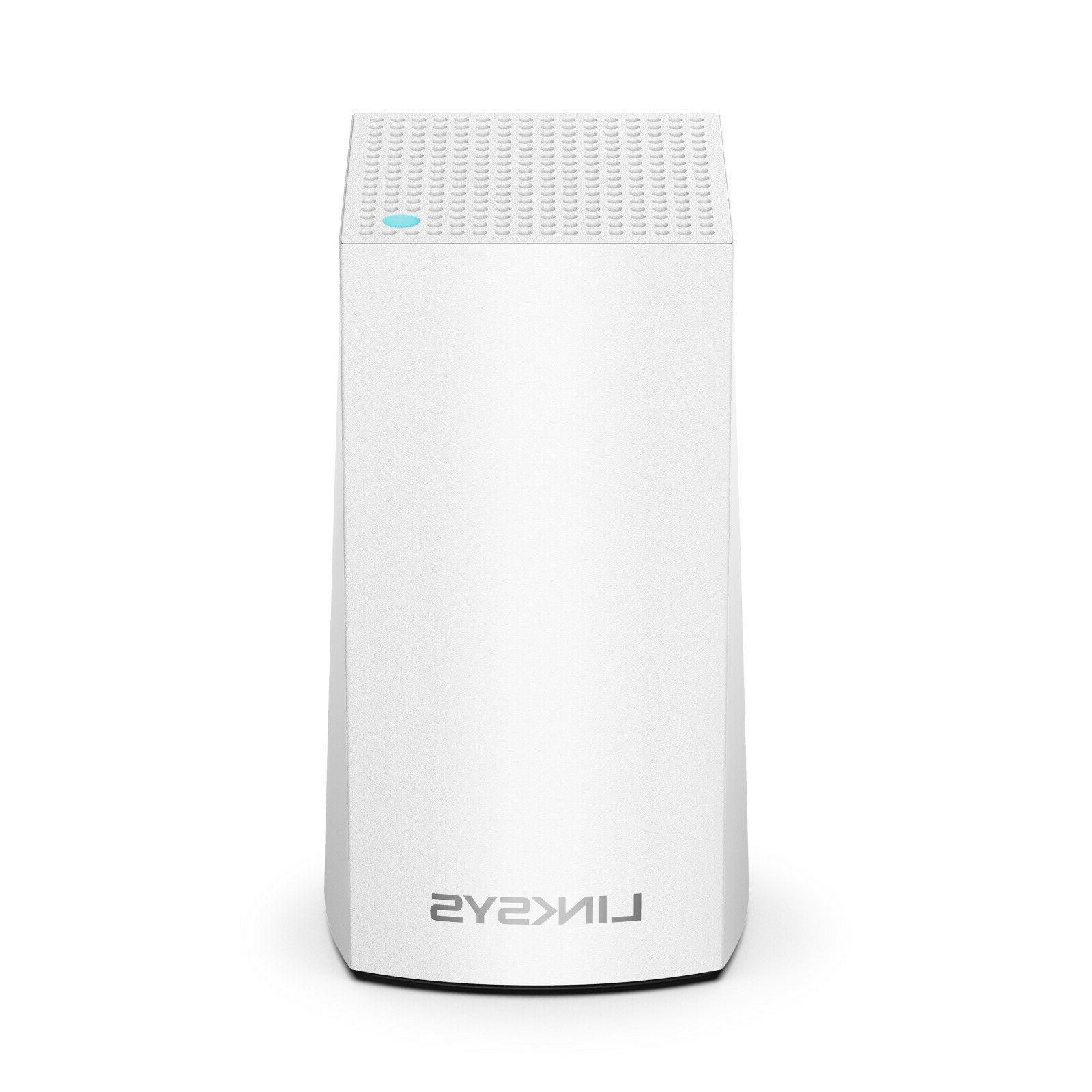 Linksys Velop Triband AC4600 Intelligent WiFi Replacement System