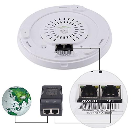 Airpo W312 Ceiling management