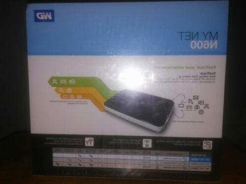 WD HD Dual Band N Router HD New