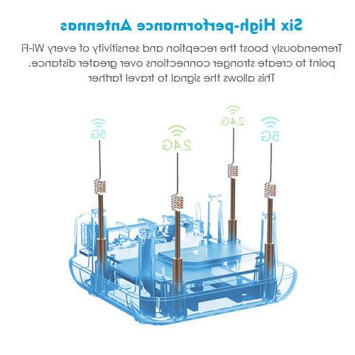 Wi-Fi Mesh System,Wavlink Router Up