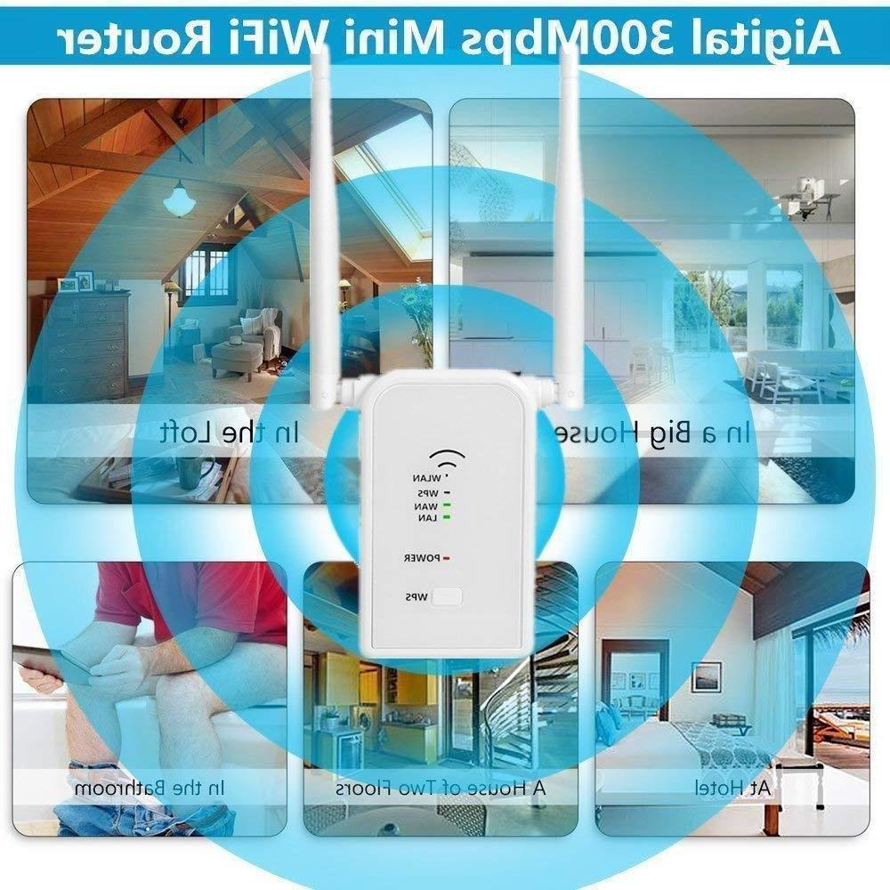 WiFi Mini N300 Wireless WiFi Router Support