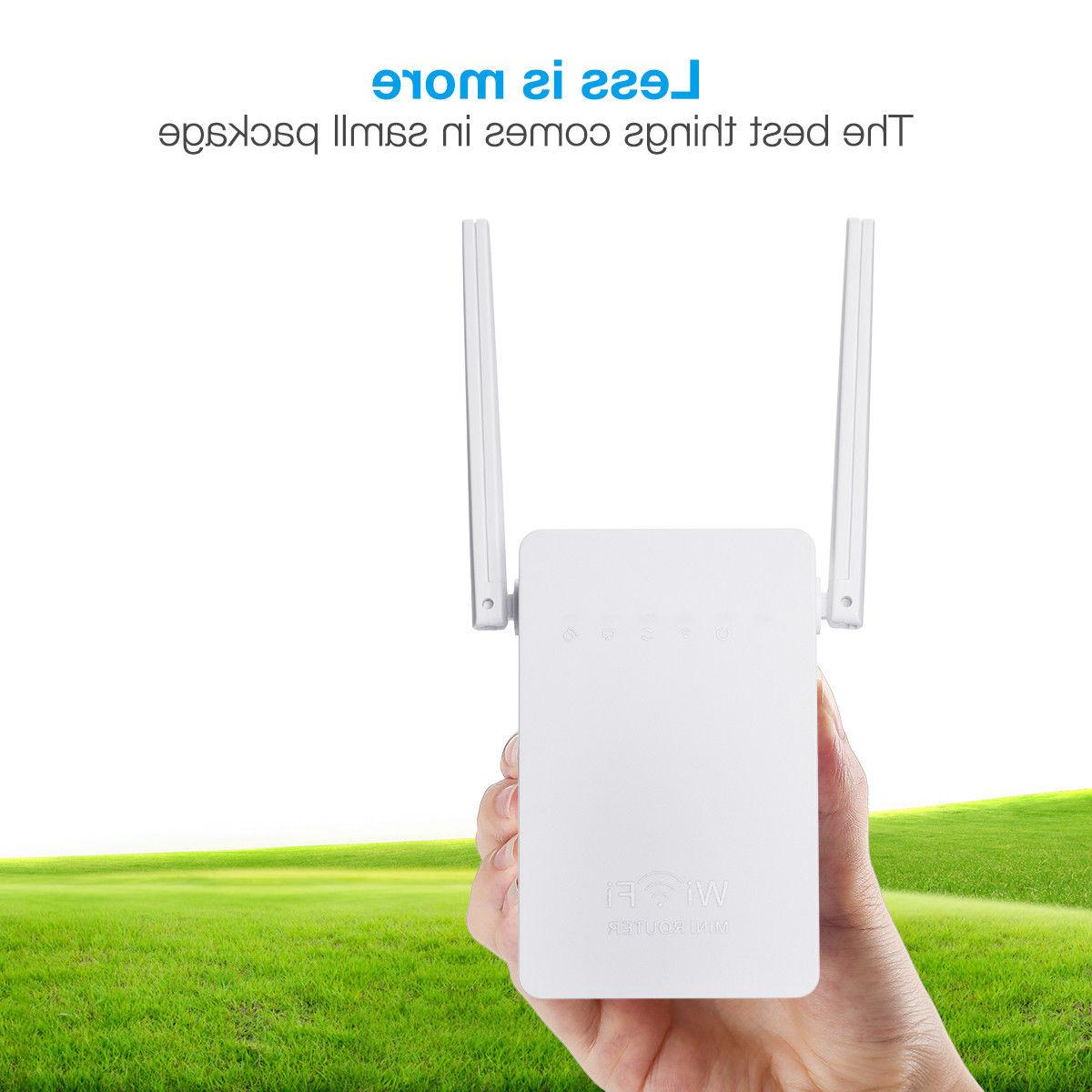 300Mbps Wireless-N WiFi Network Router US