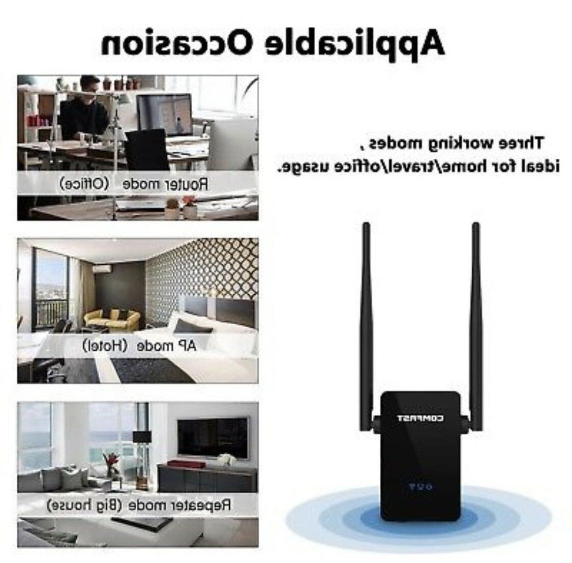 WiFi Extender Router Booster Amplif...