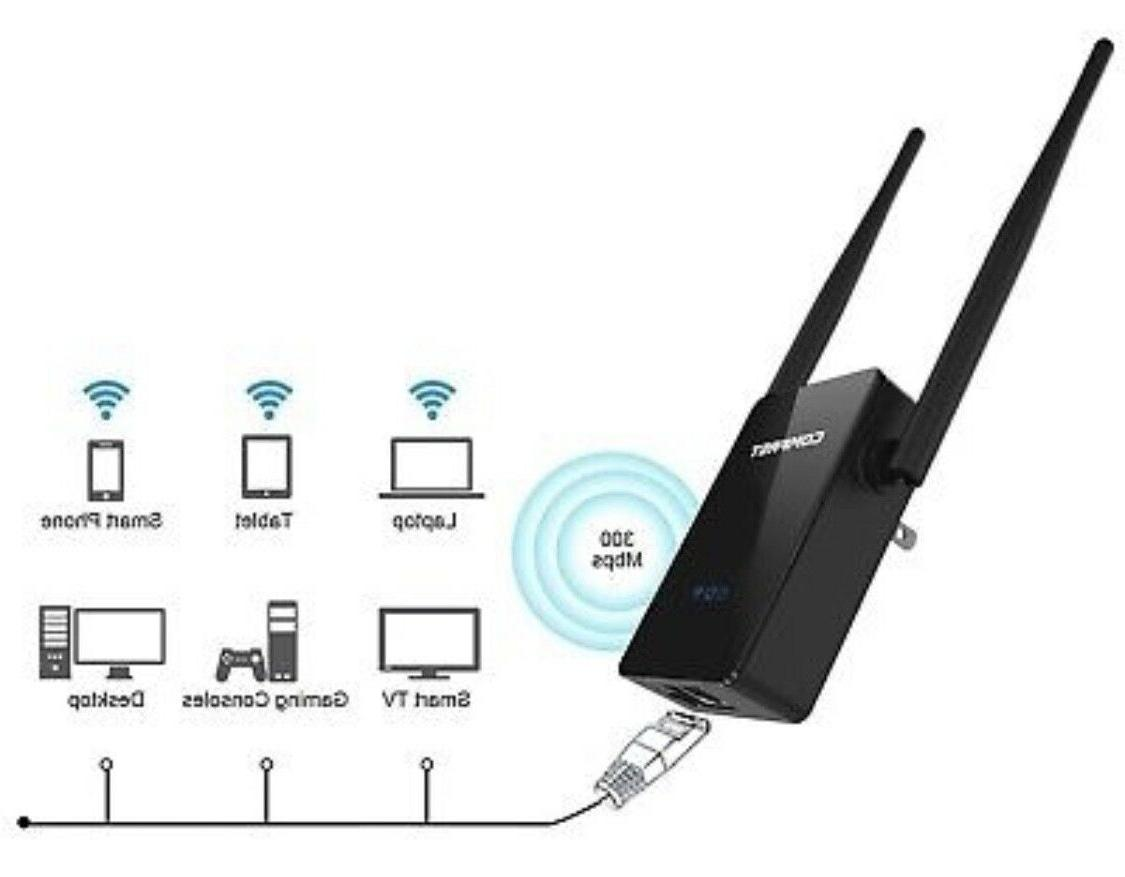 WiFi Range MECO N300 WiFi Router Signal Booster