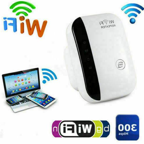 WiFi Booster 300Mbps Superboost Boost Speed Wireless