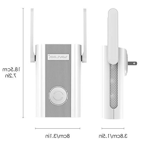 WAVLINK Signal 1200Mbps + Wi-Fi Repeater/Wireless Point AP
