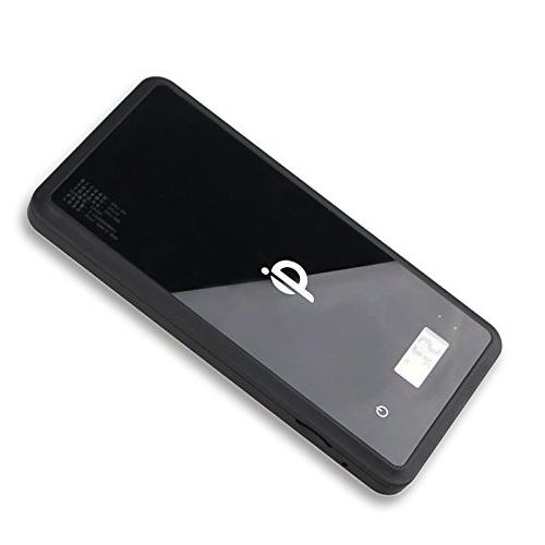New Wireless Solar Charger, Solar 5000mAh, Fast Charging Ports Phones,Windows Phones,Gopro