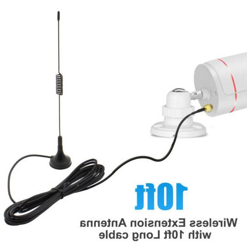 3M WiFi Antenna Extension Connector ANRAN Wireless
