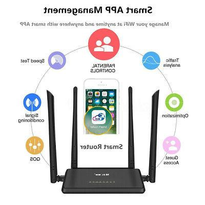 wifi router booster extender support smart app