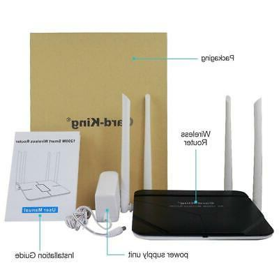 WiFi Long AC 5G/2.4Ghz High Speed Range Extender Dual