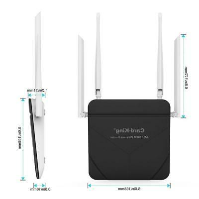 WiFi Router AC Speed WiFi Range Dual