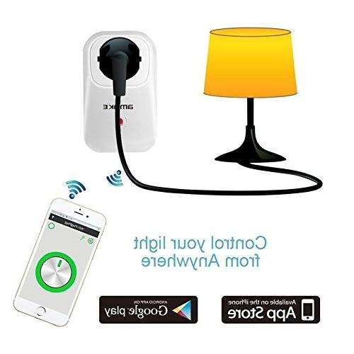AMAKE WiFi Intelligent Timer Household App for Android ,Control from Anywhere