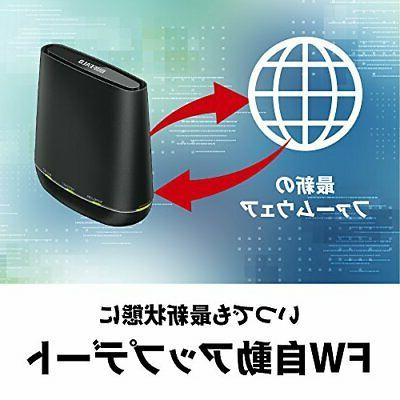 BUFFALO WiFi wireless router 866 + 300Mbps