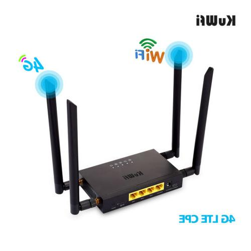 Wireless Router CPE WIFI Router Cat External