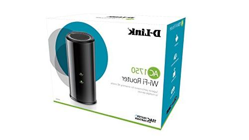 D-Link Smart Beam Cloud App-Enabled Dual-Band Router