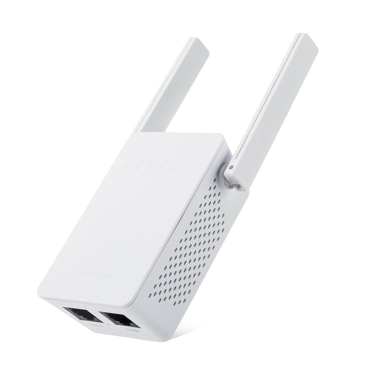 300Mbps WiFi Repeater Hotspot AP