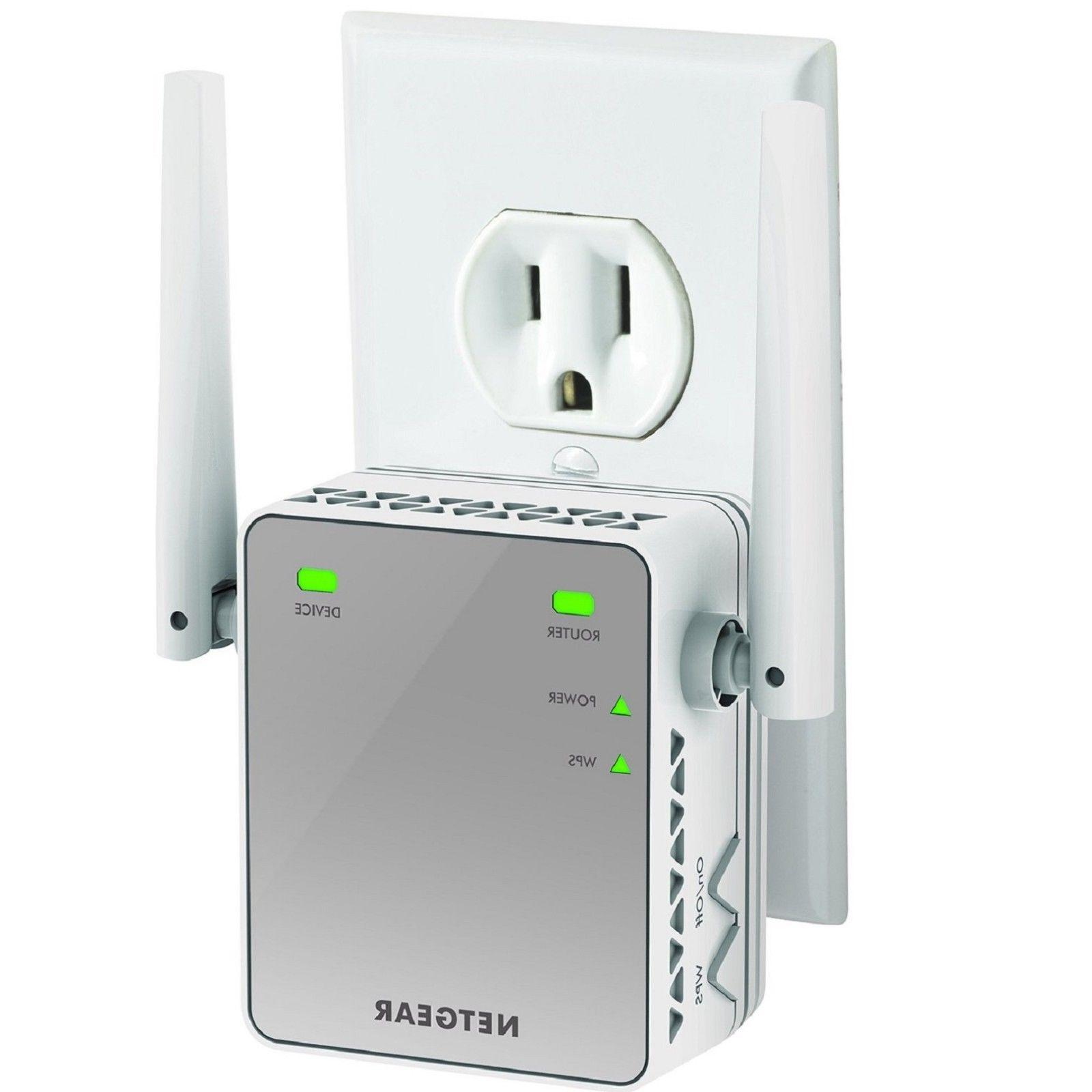 Wireless Range Network Increase Signal