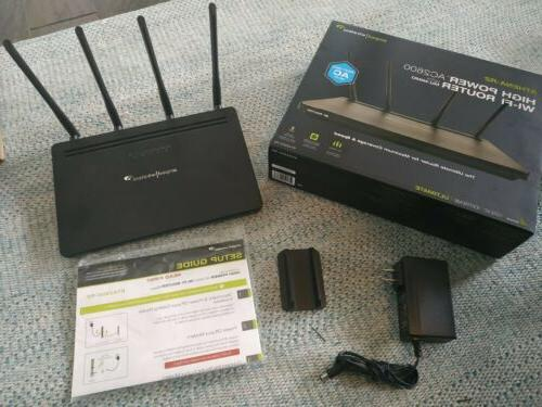 ATHENA-R2 High-Power Wi-Fi Router SHIP