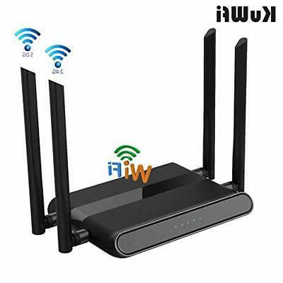 wireless wifi router dual band 2 4ghz