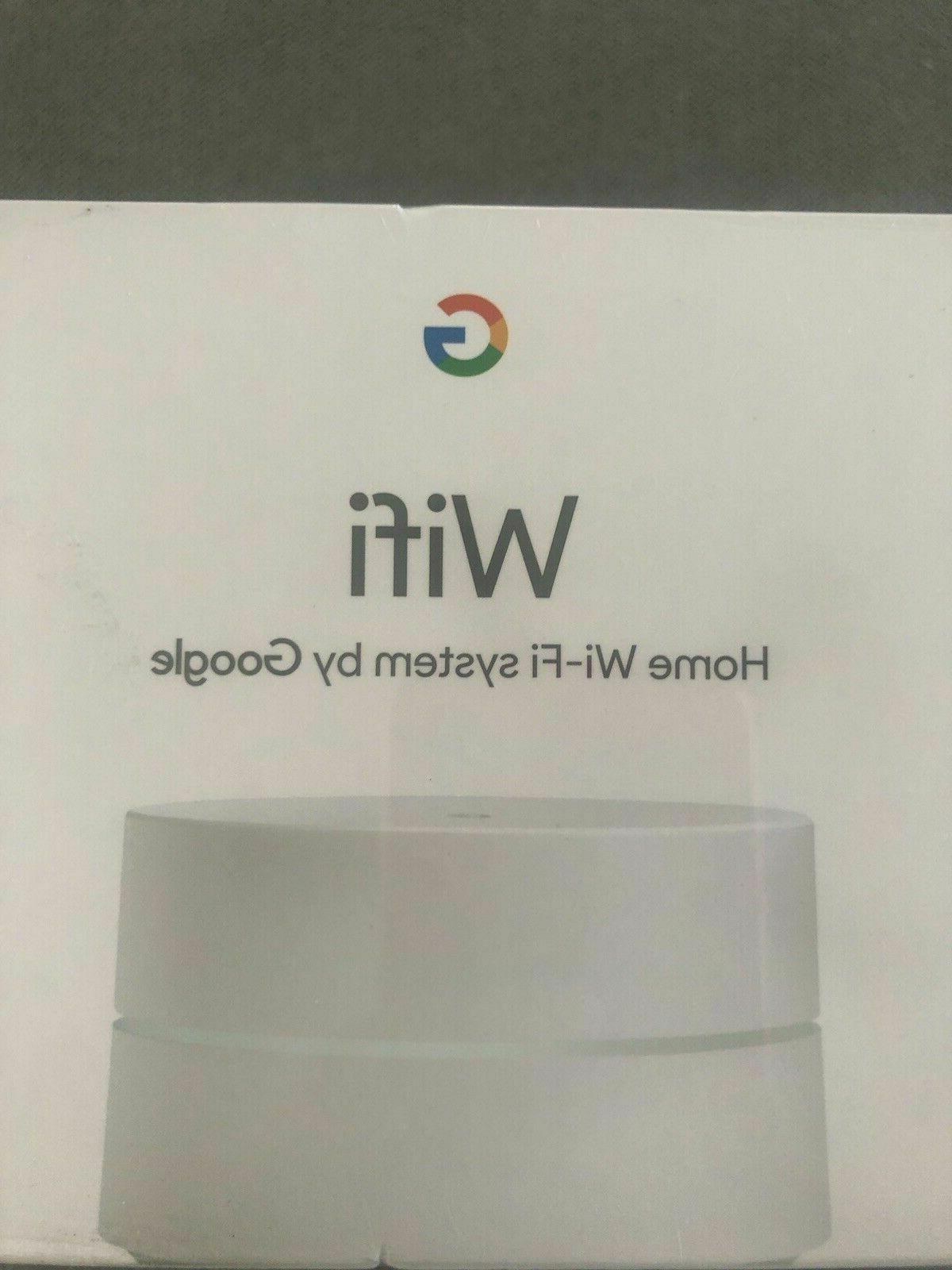 New Google Wifi System AC1200 Router