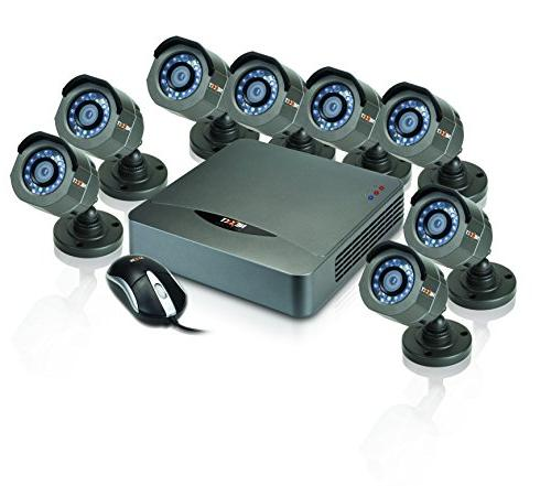 xpy8008 cctv security kit cams