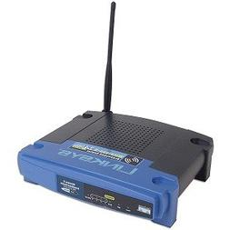 Linksys WRK54G 4-Port Wireless-G Broadband Router