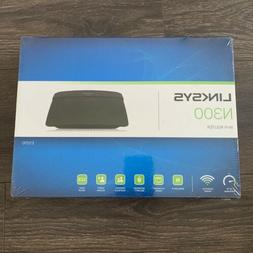 linskys n300 wifi router e1200 np new